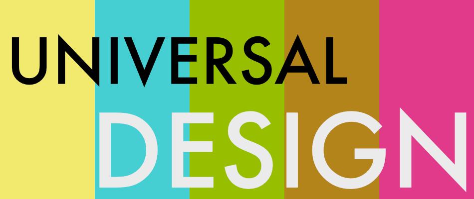I sette principi dell'Universal design