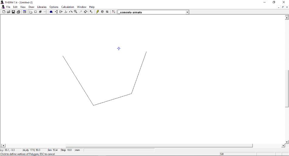 Therm disegnare con il mouse