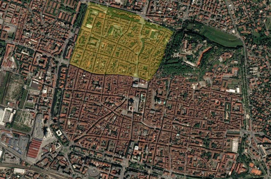 """La rinascita a seguito del recupero architettonico del quartiere Carmine nel cuore di Brescia un esempio di """"resilienza urbana"""" che ricorda che la dignità umana è un valore universale."""