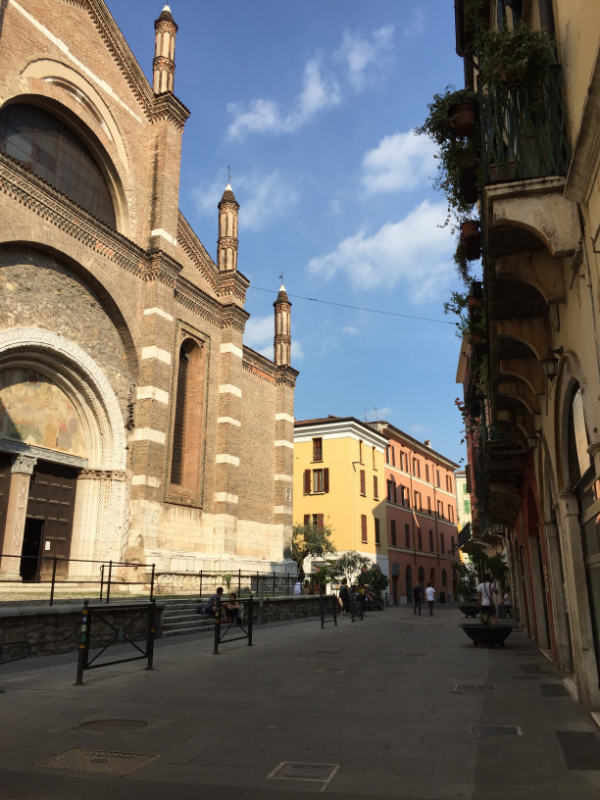 Recupero quartiere Carmine Brescia