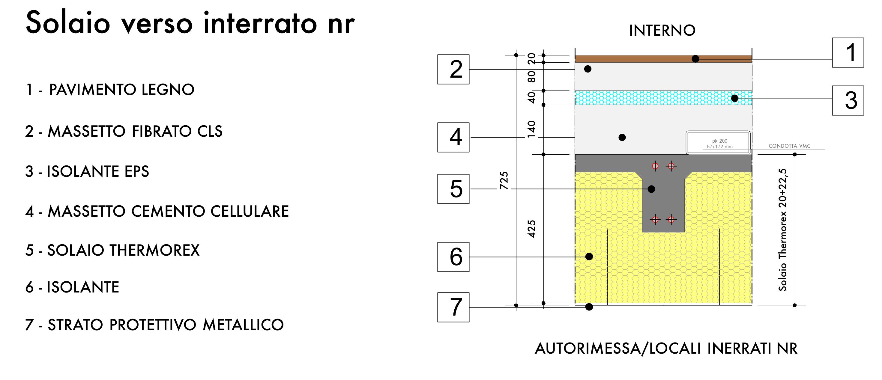 Struttura Di Un Solaio 09s stratigrafie - imclab.it